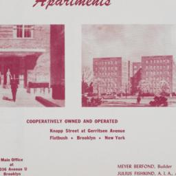 Brigham Park Apartments, Kn...