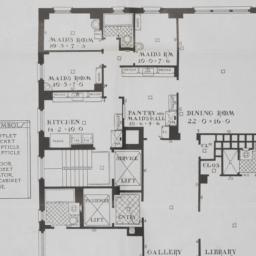 944 Park Avenue, Plan Of 6t...