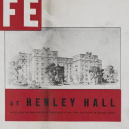 Henley Hall, Henley Road An...