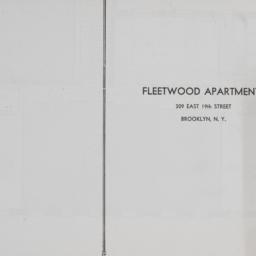 Fleetwood Apartments, 309 E...