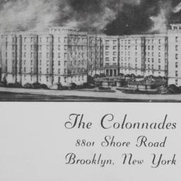 The     Colonnades, 8801-89...