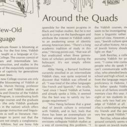 A     New-Old Language
