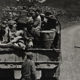 Guerilla Team In Trucks, Ma...