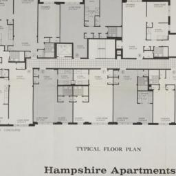 Hampshire Apartments, 2960 ...