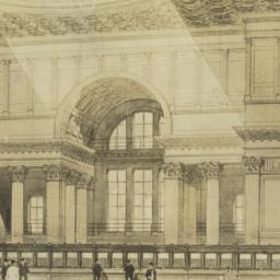 National City Bank, [interior]