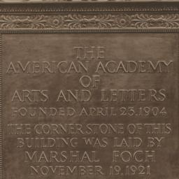 [The     American Academy o...