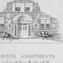 Arista Apartments, 415 E. 1...