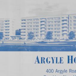 Argyle House, 400 Argyle Road