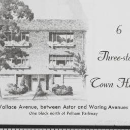 Wallace Avenue And Astor Av...