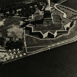 Aerial View of the Statue o...