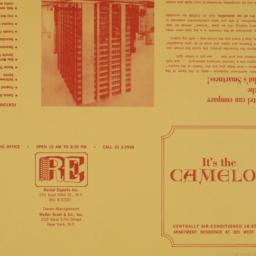 The     Camelot, 301 W. 45 ...