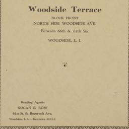 Woodside Terrace, Woodside ...