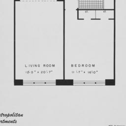 Metropolis Apartments, 86-3...