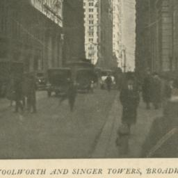 Woolworth and Singer Towers...