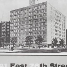 241 East 76th Street