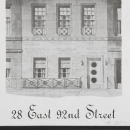 28 East 92nd Street