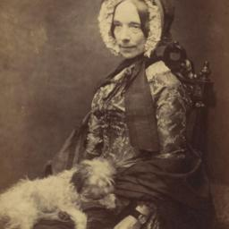 Carlyle family photograph albums