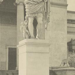 Statue of Augustus, north f...