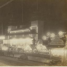 "Luna Park: Night view of ""S..."