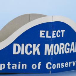 Elect Dick Morgan Captain o...