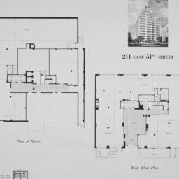 211 E. 51 Street, Plan Of S...