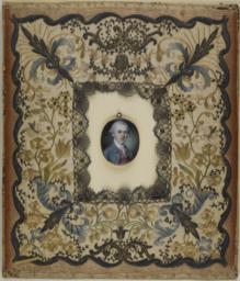 Portrait Miniature of Alexander Hamilton (1757-1804), Overall