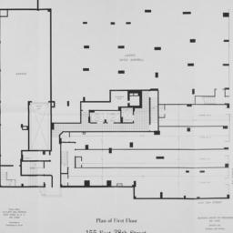 155 E. 38 Street, Plan Of F...