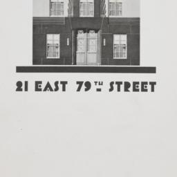 21 East 79th Street