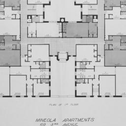 Mineola Apartments, 103 Thi...