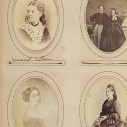 Four images: Margaret Aitke...