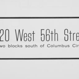 320 West 56th Street