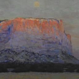 The     Enchanted Mesa