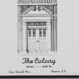 The     Colony, 30-06 29 St...