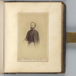 Hon. Arthur Russell, Standing