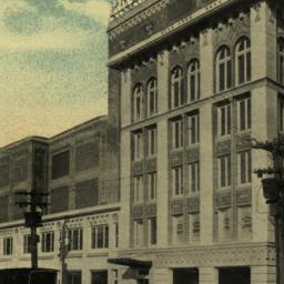 Proctor's Theatre, Mount Ve...