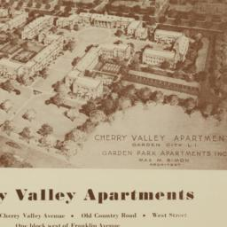 Cherry Valley Apartments, 1...