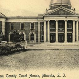 Nassau County Court House, ...