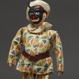 Arlecchino Marionette