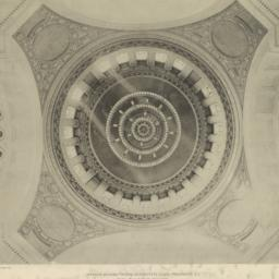 Interior of dome: Rhode Isl...