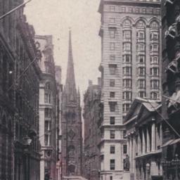 Wall Street, N.Y. Gillender...