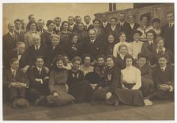 Bible Teachers' Training School Class Photograph