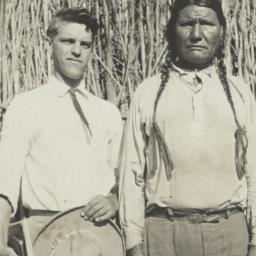 G.E.E. Lindquist Native American Photographs