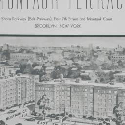 Montauk Terrace, E. 7 Stree...