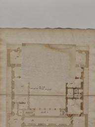 Serlio Book VI Plate 17 text verso