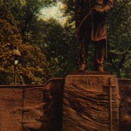 Farragut Statue, New York.
