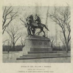 Statue of Gen. William T. S...