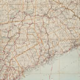 Automobile map of Hudson Ri...
