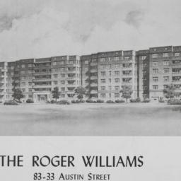 Roger Williams, 83-33 Austi...
