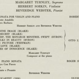 Music of the U.S.A., recto