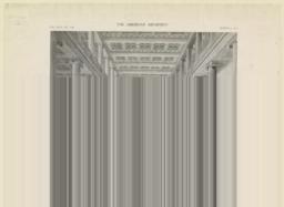 The Bank of Montreal, Winnipeg Branch. McKim, Mead & White, Architects